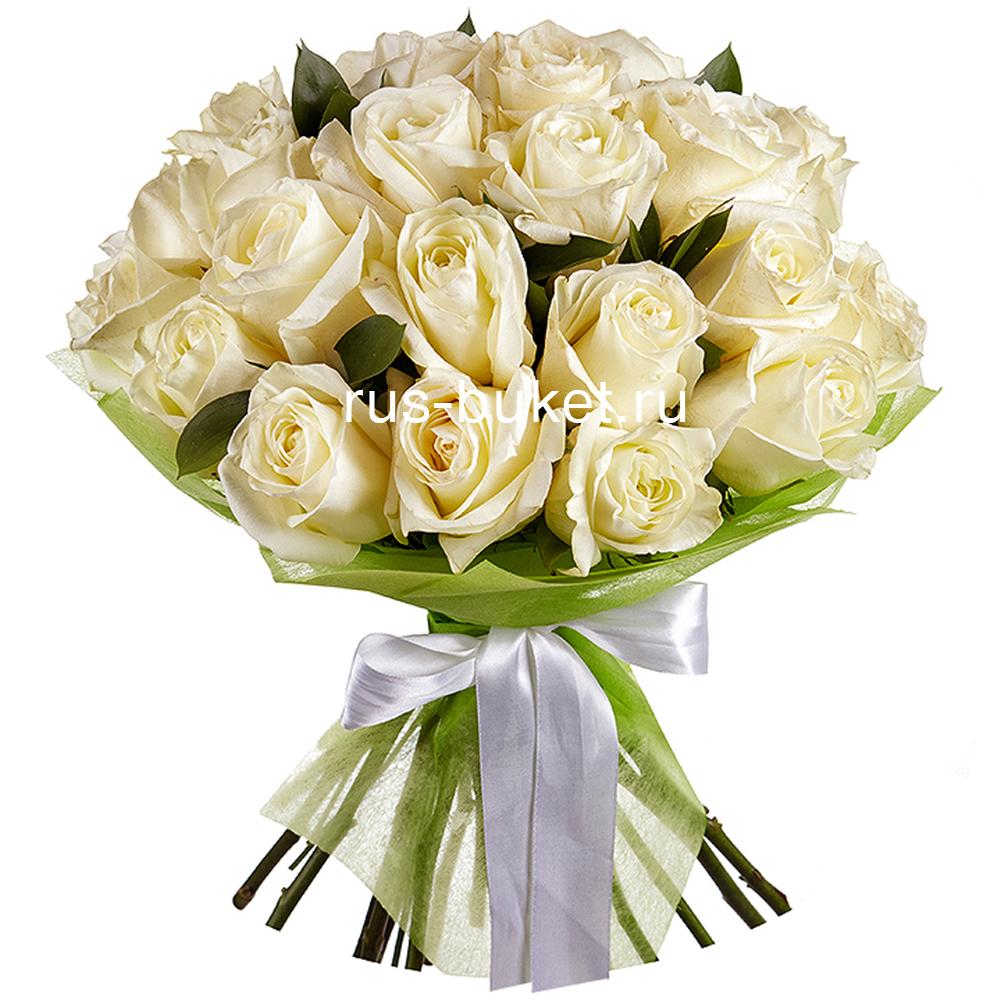 Букет из белых роз ирина круг и виктор королев - 6